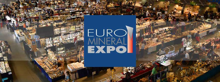 46° EuroMineral EXPO Torino | 29-30settembre 1 ottobre 2017