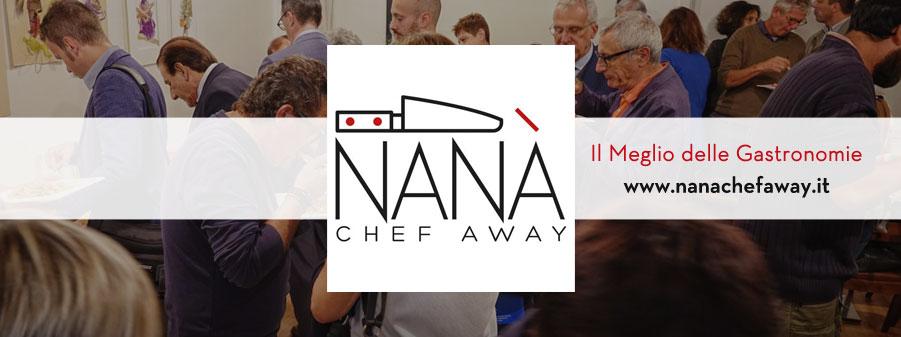 Presentazione Nanà Chef Away – Torino, 21/9/2017